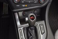 (Fit:2011-2013  KIA Optima , K5) Gear Shift Knob Red Emblem