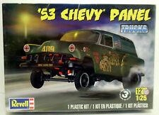 Revell 1953 Chevy Panel Truck Kit Sealed
