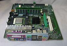 Dell 0X1105 X1105 Socket 478 scheda madre con piastra di I/O CPU & 1.256GB RAM