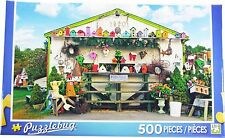 NEW Puzzlebug 500 Piece Jigsaw Puzzle ~ Road Side Crafts Stand  FREE SHIPPING