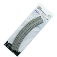 Kato 20-185 N Scale CT Double Track Superelevated Curve Track [2 pcs] UniTrack