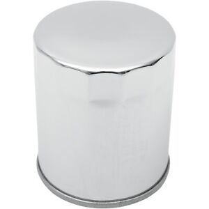 Fram - PH6065B - Oil Filter, Chrome Harley-Davidson Road Glide EFI FLTR,Softail