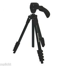 Manfrotto mkcompactacn-BK Compact Action negro Alu m. bolso Tripod DSLR Stand