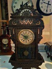 Eastlake style Shelf Clock Mantel Parlor