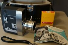 BELL HOWELL Zoomatic Director Magazine  Movie camera 8mm Film