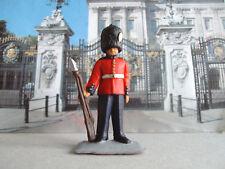 Vintage World war 2 Lone star/Harvey British guardsman fig 5 1:32 painted