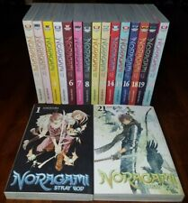 NORAGAMI: STRAY GOD MANGA SERIES 17 VOLUMES BRAND NEW IN ENGLISH
