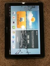 "Samsung Galaxy Tab 2 GT-P5113TS 10.1"" 16GB WiFi- Titanium Silver- GOOD CONDITION"