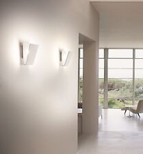 Fabas Luce LED Lámpara Pared ceremonia 1 foco 3303-21-102 blanco