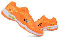 Yonex Power Cushion 65Z MEX Men's Badminton Shoes Orange Racquet SHB-65ZMEX BO