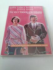 """DVD """"TU, YO Y TODOS LOS DEMAS"""" MIRANDA JULY JOHN HAWKES"""