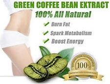 60 estratto di chicco di caffè verde bruciare i grassi perdere peso ad alta resistenza Capsule BOGOF