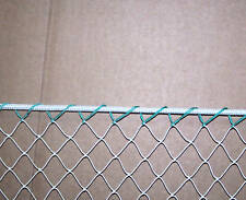 "40' x 12'  ALL SPORTS NET GOLF HOCKEY BACKSTOP BARRIER TOP ROPE BORDER 1"" -"