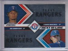 BUCKEL / DARVISH 2012 BOWMAN STERLING NEXT IN LINE