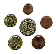 France 2011 - Set of Euro Coins (UNC)