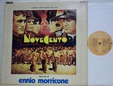 Ennio Morricone - Bertolucci Novecento - RCA TBL1 1221