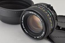 Mamiya SEKOR C 80mm F2.8N Medium Format MF Lens for 645 Series w/ Hood #170509w