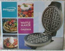 "New Brentwood Appliances Ts-230S 7"" Nonstick Belgian Waffle Maker"