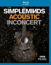 Simple Minds - Acoustic In Concert (NEW BLU-RAY)