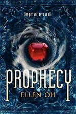 Prophecy by Ellen Oh (2013, Hardcover, First Edition)