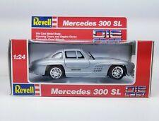 Revell 1:24 Mercedes 300 SL NIB #8602 (SILVER)