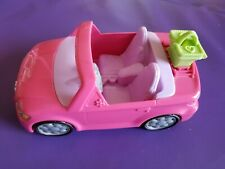 Fisher Price Loving Family Convertible Car & Picnic Basket Sounds!