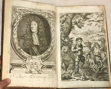 Fables of Aesop and other Eminent Mythologisits  London: 1692  Folio