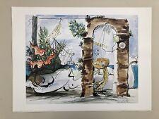 PABLO PICASSO,NU A LA TERRASSE,1933 RARE AUTHENTIC 1993 ART POSTER