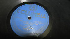 HARRY C BROWNE COLUMBIA 78 RPM RECORD 2075 COON SONG WITH BANJO ANGEL GABRIEL