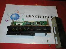 Vizio 3647-0032-0146 Side AV Input Board For  Model V047LFHDTV30A
