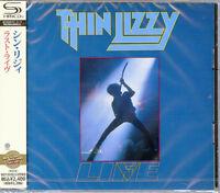 THIN LIZZY-LIFE-JAPAN 2 SHM-CD F00
