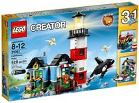 LEGO Creator 31051 ☆ Lighthouse - Punta del faro ☆ ► NEW ◄ MISB NEVER REMOVED
