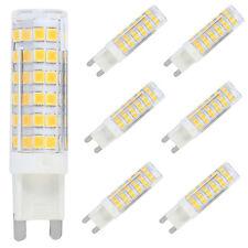G9 LED Stecksockel Lampe 7W 600 Lumen, Warmweiß 3000K, Ersatz 50W Halogen