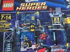 LEGO DC Universe Super Heroes The Bat Cave 6860