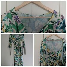 Next Floral Maternity Dress Worn Once Size 14UK