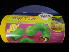 Tuff Tube by Ancol  Just For Pets Extendable Play Tube Hamsters Mice Rats Degus