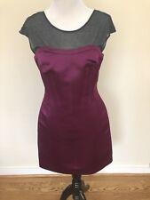 Tory Burch Polt Silk Coctail Dress US8 $395