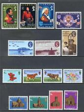 Guenrsey 1969 to 1971 commemoratives mint (2014/07/16#03)