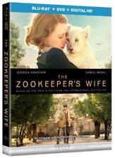 The Zookeeper's Wife (Blu Ray, 2017)