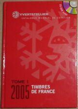 Catalogue Yvert et Tellier, tome 1, France, 2005