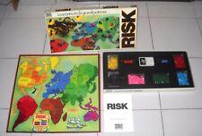 RISK Ed Paker 1982 NUOVO Edizione italiana Risiko
