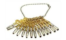 Sortiment 14 St Taschenuhr Uhrschlüssel Schlüssel Taschenuhren pocket watch key