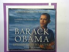 Barack Obama- Dreams From My Father: A Story of Race and Inheritance (Audio CD)