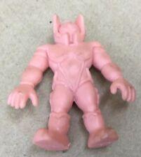 """80's M.U.S.C.L.E. Men Kinnikuman Flesh Color 2"""" Black Satan Figure #178 Mattel"""