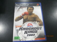 PS2 Knockout Kings 2002 PAL fr ( sans notice )