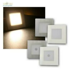 LED Wall White/Silver, Step Light, Stair Lighting For up - Can, 230V