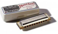 Hohner Marine Band En C UK Post Gratis