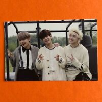 Stray Kids Clé2 Yellow Wood Unit Group Photocard I.N Jeongin Seungmin Bang Chan