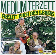 MEDIUM TERZETT : FREUD' EUCH DES LEBENS / CD - NEUWERTIG