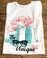 Fashion Woman chic winter blouse tee Woman T-shirt S,M,L,XL Casual Ladie glamour